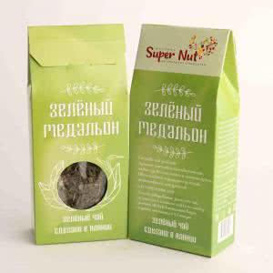 чай зеленый оптом - Supernut